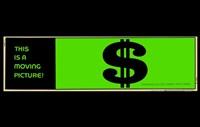 Dollars Wall Poster