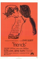 Friends Wall Poster