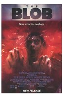 The Blob Wall Poster