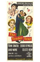 The Tender Trap Wall Poster