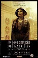 A Very Long Engagement Julie Depardieu as Veronique Passavant Wall Poster