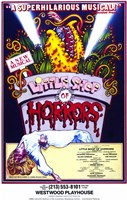 Little Shop of Horrors (Musical) Fine-Art Print