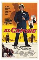 Al Capone Wall Poster