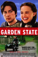 Garden State Wall Poster
