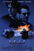 Heat Al Pacino & Robert De Niro Fine-Art Print