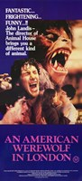 American Werewolf in London Wall Poster