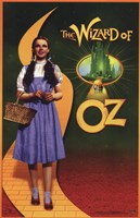 The Wizard of Oz Dorothy Wall Poster