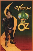 The Wizard of Oz Scarecrow Wall Poster
