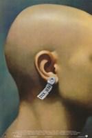 Thx-1138 - ear Wall Poster