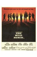 The Wild Bunch - movie Fine-Art Print