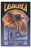 Casablanca Art Deco Fine-Art Print