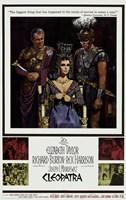 Cleopatra, c.1963 - scenes Fine-Art Print