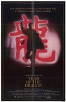 Year of the Dragon Wall Poster
