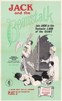 Jack and the Beanstalk Wall Poster