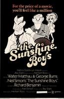 The Sunshine Boys Wall Poster