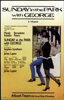 Sunday in the Park with George (Broadway Fine-Art Print