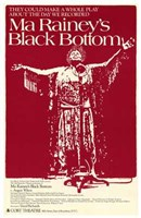 Ma Rainey's Black Bottom (Broadway Play) Fine-Art Print