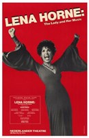 Lena Horne - the Lady and Her Music (Bro Fine-Art Print