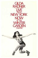 Gilda Radner - Live from New York (Broadway) Fine-Art Print