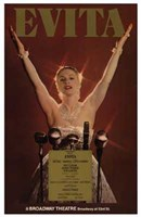 Evita (Broadway Musical) Fine-Art Print