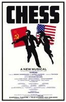 Chess (Broadway Musical) Fine-Art Print
