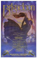 Brigadoon (Broadway Musical) Fine-Art Print