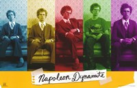Napoleon Dynamite Pop Wall Poster