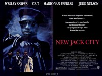 New Jack City Wall Poster