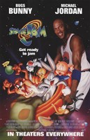 Space Jam - Get Ready to Jam Fine-Art Print