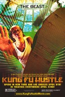 Kung Fu Hustle The Beast Wall Poster
