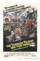The Taking of Pelham One Two Three Wall Poster