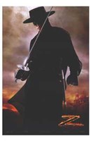 Legend of Zorro Wall Poster