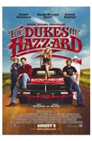 The Dukes of Hazzard Wall Poster
