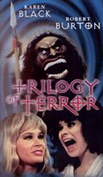 Trilogy of Terror Wall Poster