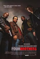 Four Brothers Wall Poster