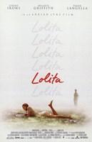 Lolita Lolita Lolita Wall Poster