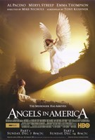 Angels in America Wall Poster
