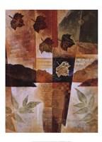 Autumn Melody I Fine-Art Print