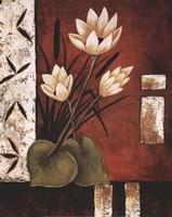 Lotus Silhouette II Fine-Art Print