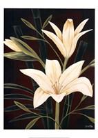 Botanical Elegance I Fine-Art Print