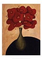 Bouquet Rouge Fine-Art Print