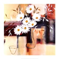 Daisy Impressions I Fine-Art Print
