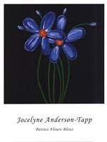Petite Bleu Fine-Art Print