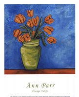 Orange Tulips Fine-Art Print