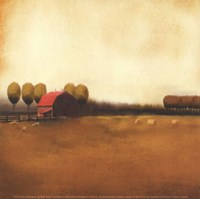 Rural Landscape II Fine-Art Print