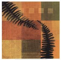 Fern Blocks II Fine-Art Print