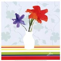 Spring Stripes I Fine-Art Print