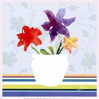 Spring Stripes II Fine-Art Print
