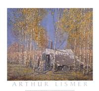 The Guide's Home, Algonquin Fine-Art Print