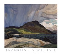 Lake Wabagishik Fine-Art Print